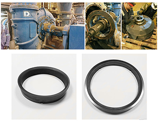 Vulcan Seals' Largest Mechanical Seal