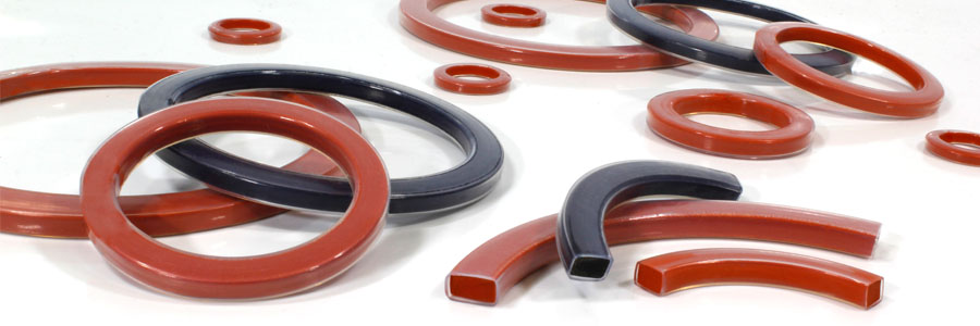 FEP Encapsulated Kamlock™ Gasket Seals